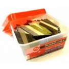 FRAMING NAILS 75MM X 306  (3000) RED LIDS Each