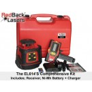 Redback Heavy Duty Self Leveling Laser Level with Receiver