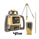 Topcon RL-H5A Laser Level with LS-80A Receiver, Tripod & Staff EACH