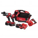 MILWAUKEE 3 PIECE KIT INCLUDES  (FPI, FID, BBL)  M18FPP3F2-503P EACH