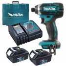 MAKITA CORDLESS 18V IMPACT DRIVER KIT EACH