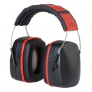 Maxisafe HRE661 Ear Muffs - Class 5 32DB Red Band EACH