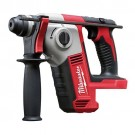 Milwaukee M18 2 Mode SDS+ Rotary Hammer (MAX 16mm) - Tool only M18BH-0 Each