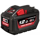 Milwaukee M18 REDLITHIUM High Output 12.0Ah Battery Pack M18HB12 Each