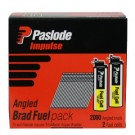 PASLODE 38MM STAINLESS STEEL TRIMMASTER BRADS  BOX/2000