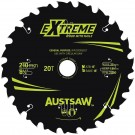 EXTREME WOOD WITH NAILS SAW BLADE 210MM X  20TH EACH