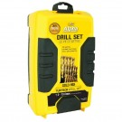 Alpha Metric Gold Series Drill Set - 25pc EACH
