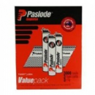 PASLODE 90MM X 3.15 GAL NAIL/FUEL PACK  B20571V BOX/3000