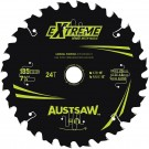 EXTREME WOOD WITH NAILS BLADE 185MM X 24TH EACH