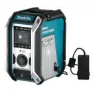 MAKITA CORDLESS DIGITAL AND BLUETOOTH JOBSITE RADIO - TOOL ONLY DMR115 EACH