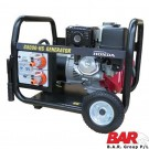 BE 8KVA GENERATOR WITH HONDA MOTOR OPEN FRAME EACH