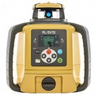 TOPCON SINGLE GRADE LASER LEVEL WITH LS-100 RLSV1S EACH