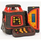REDBACK LASER LEVEL EGL624GM SELF LEVELING LASER LEVEL WITH MILLIMETRE RECEIVER EACH