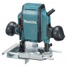 """MAKITA RP0900X1 1/4- 3/8"""" PLUNGE ROUTER"""