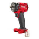 """Milwaukee M18 FUEL™ 1/2"""" Compact Impact Wrench with Pin Detent (TOOL ONLY) - M18FIW2P12-0"""