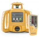 TOPCON RL-H5B LASER LEVEL WITH LS-80L RECEIVER EACH