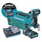 Makita 40V XGT Brushless Impact Driver Kit