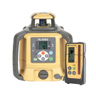 Topcon Dual Grade Laser Level with Rechargeable Batteries and LS100D Receiver RL-SV2S EACH