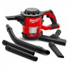Milwaukee 18V Cordless Compact Vacuum  M18CV-0 - Tool Only EACH