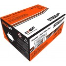 STOCKADE 50mm x 4.0mm BARBED STAPLES AND GAS FOR ST400I BOX/1000